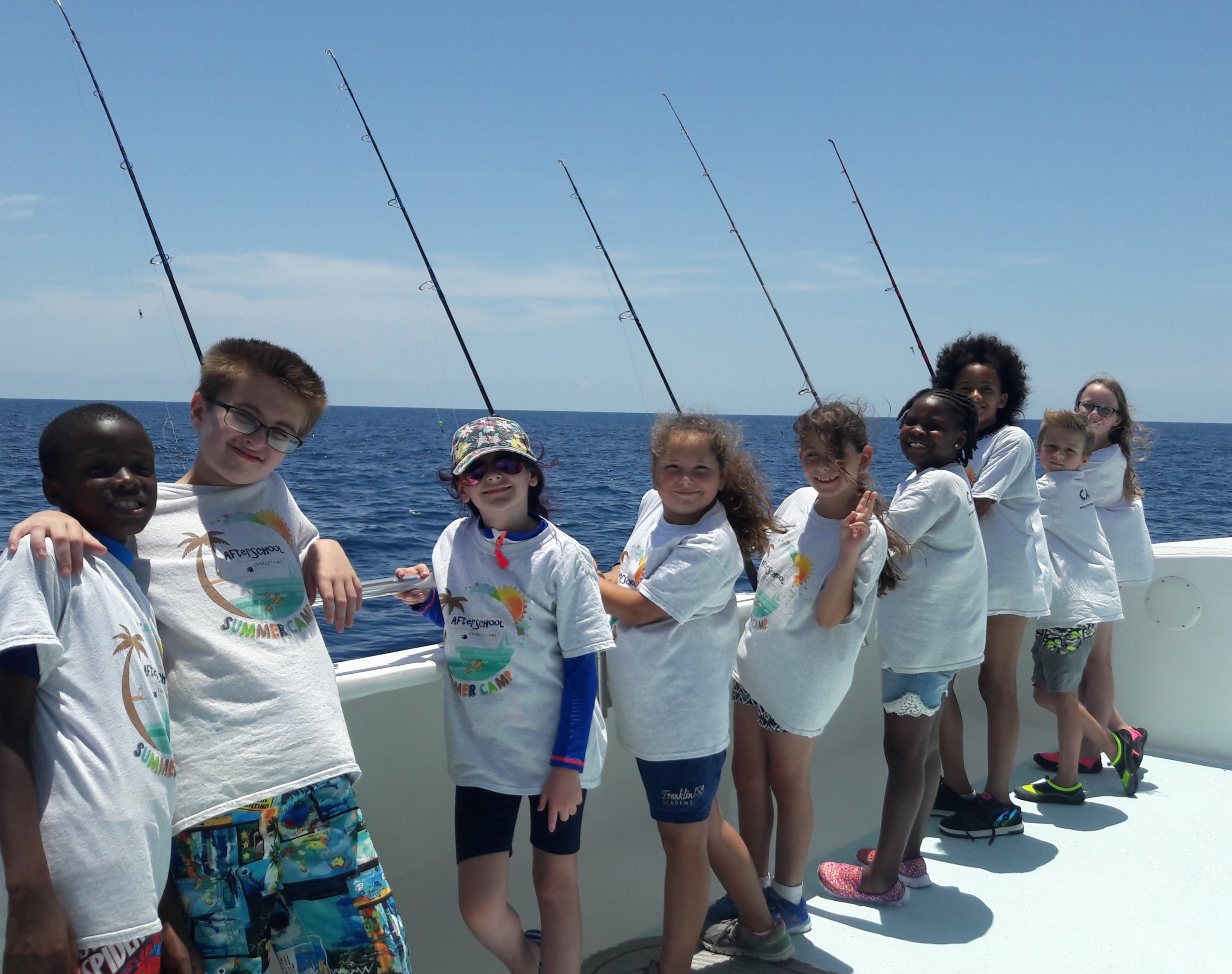Florida Fishing Academy Boat Trip Image number 5