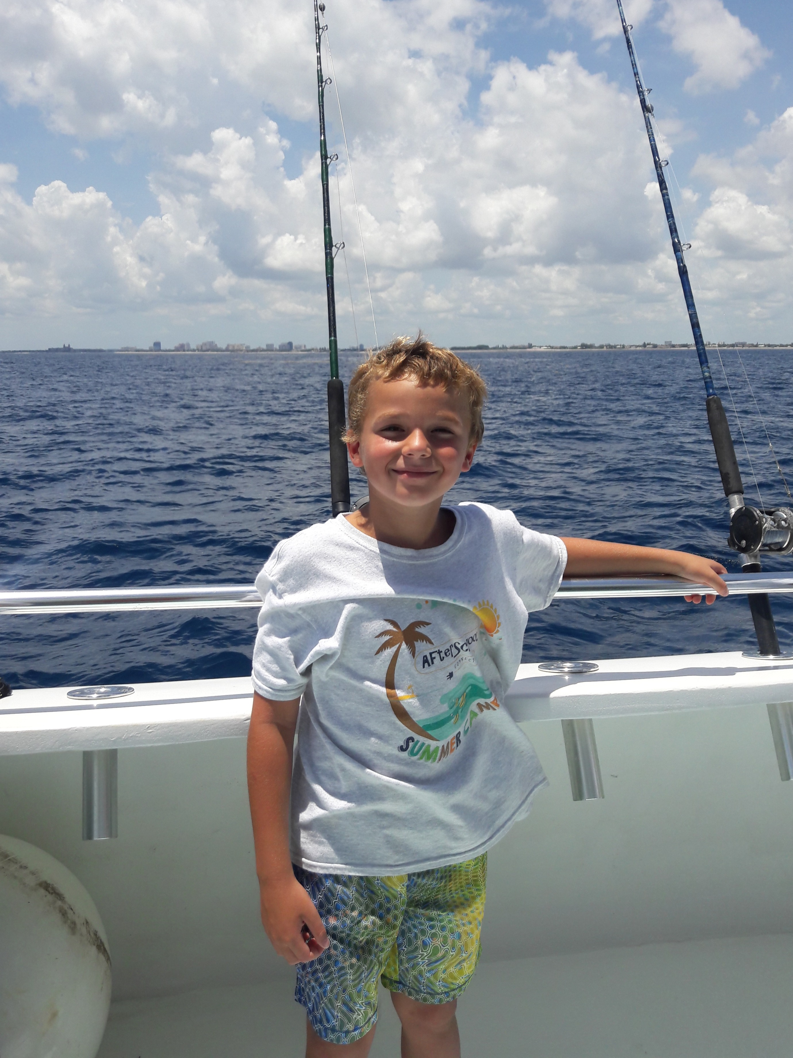 Florida Fishing Academy Boat Trip Image number 7