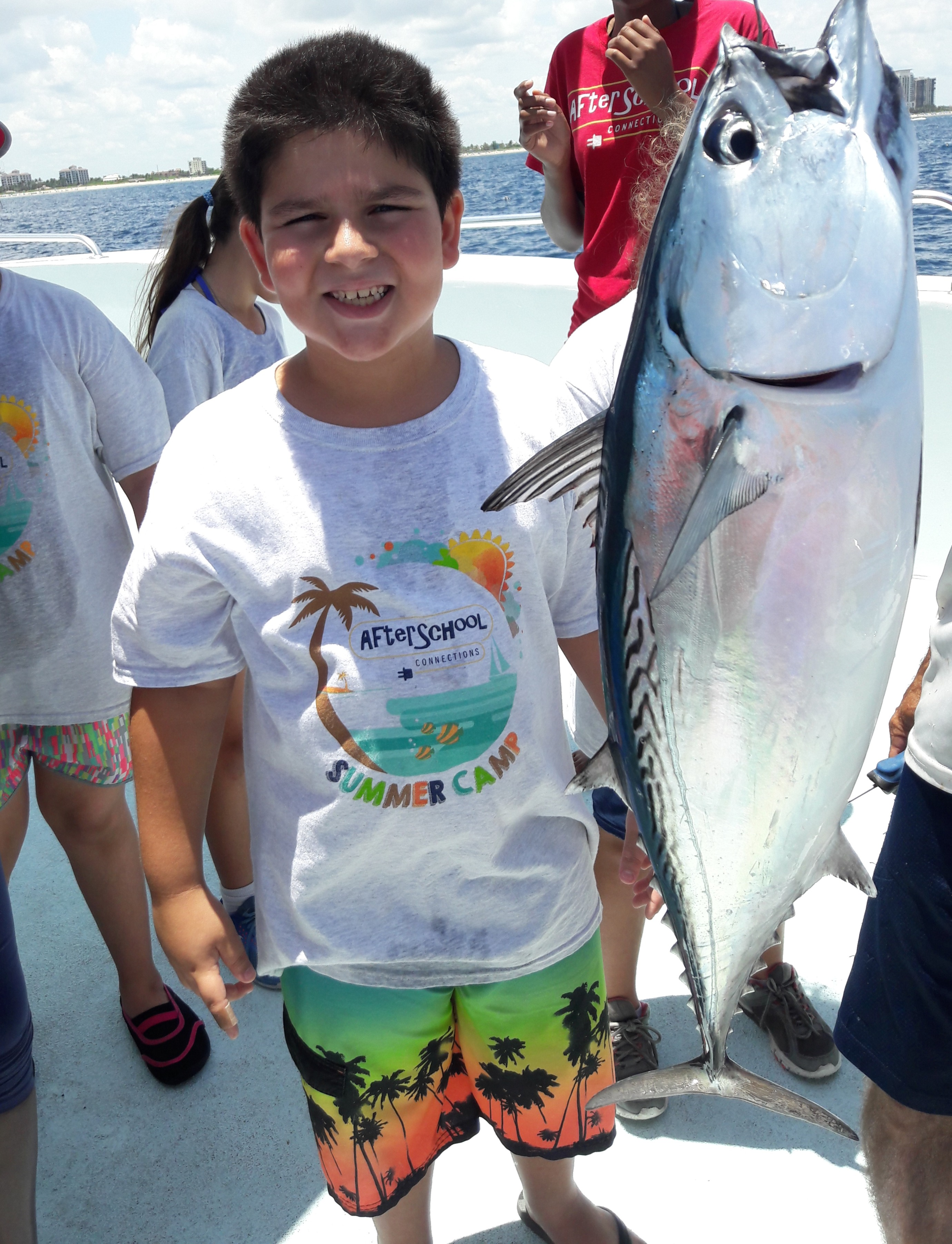 Florida Fishing Academy Boat Trip Image number 2