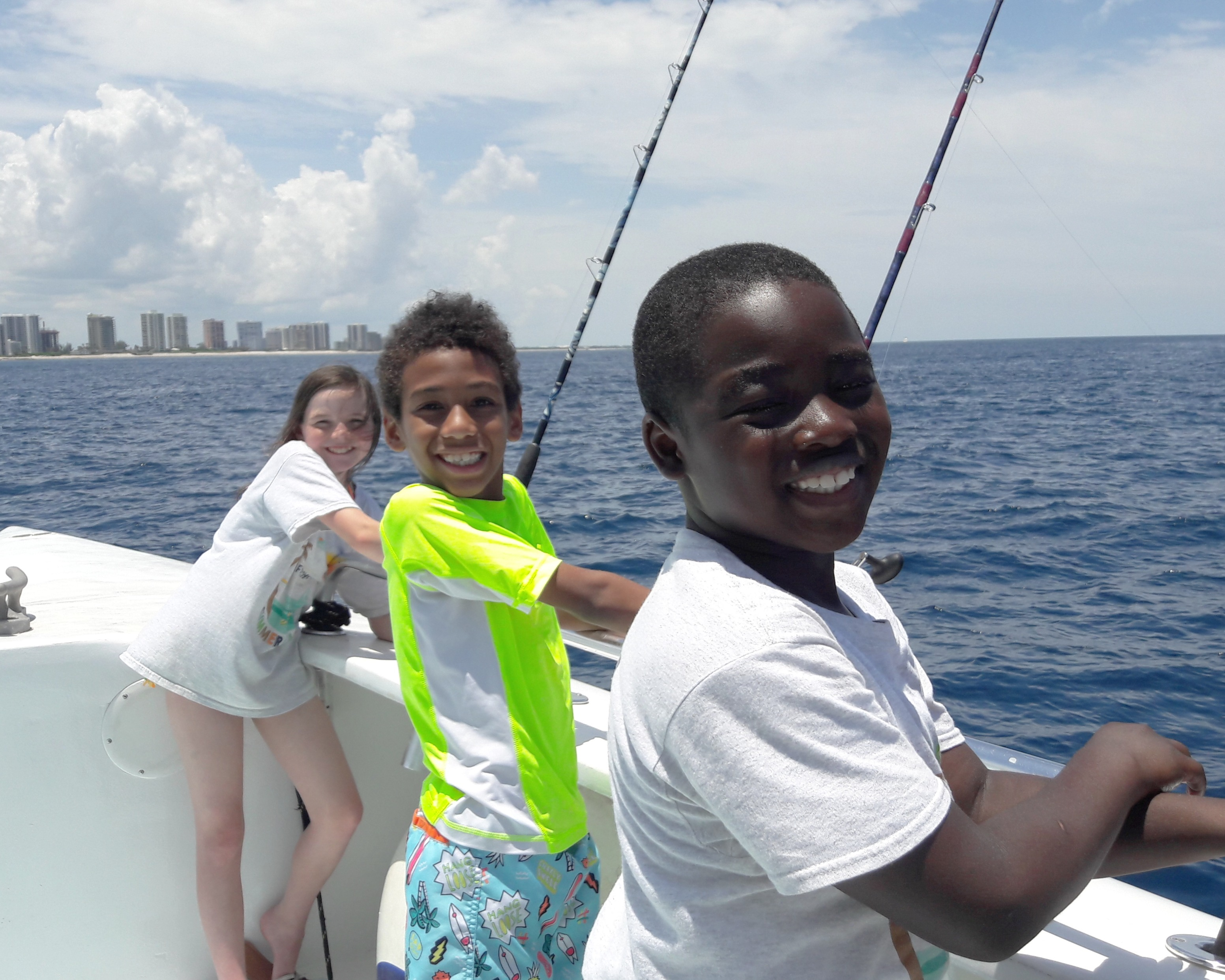 Florida Fishing Academy Boat Trip Image number 4