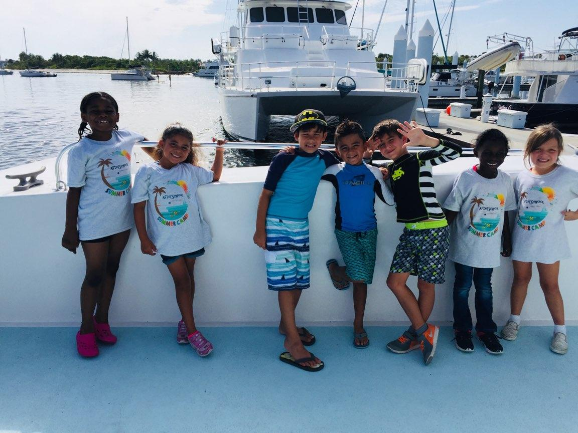 Florida Fishing Academy Boat Trip Image number 3