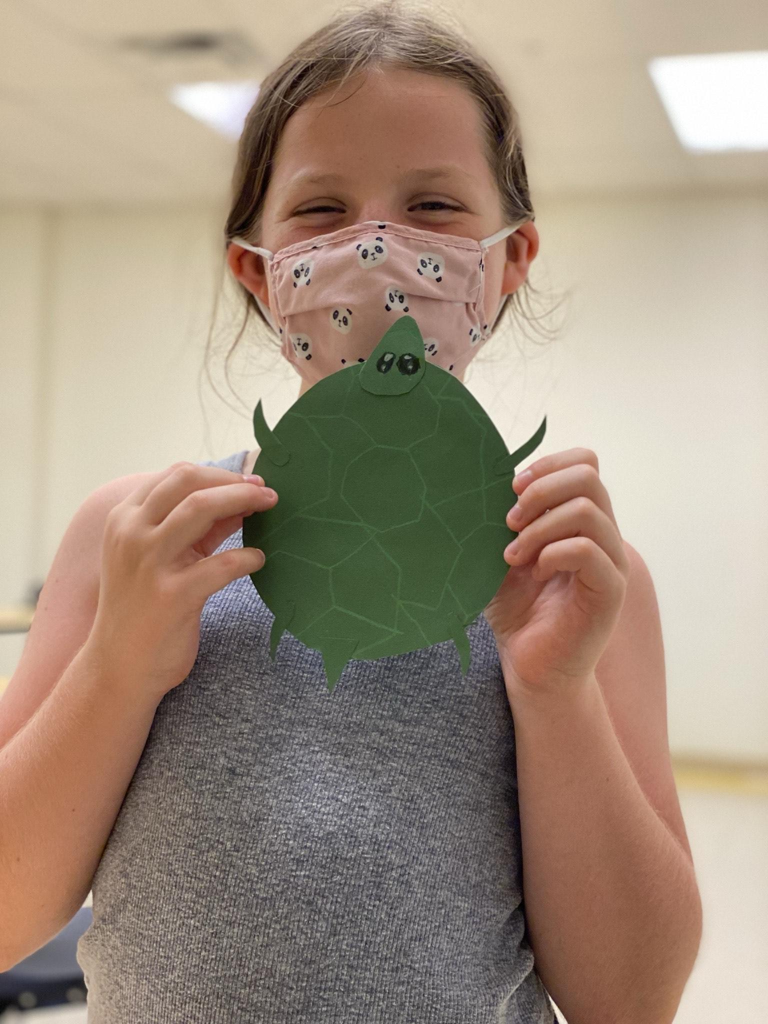 Sea Turtle Craft Image number 3