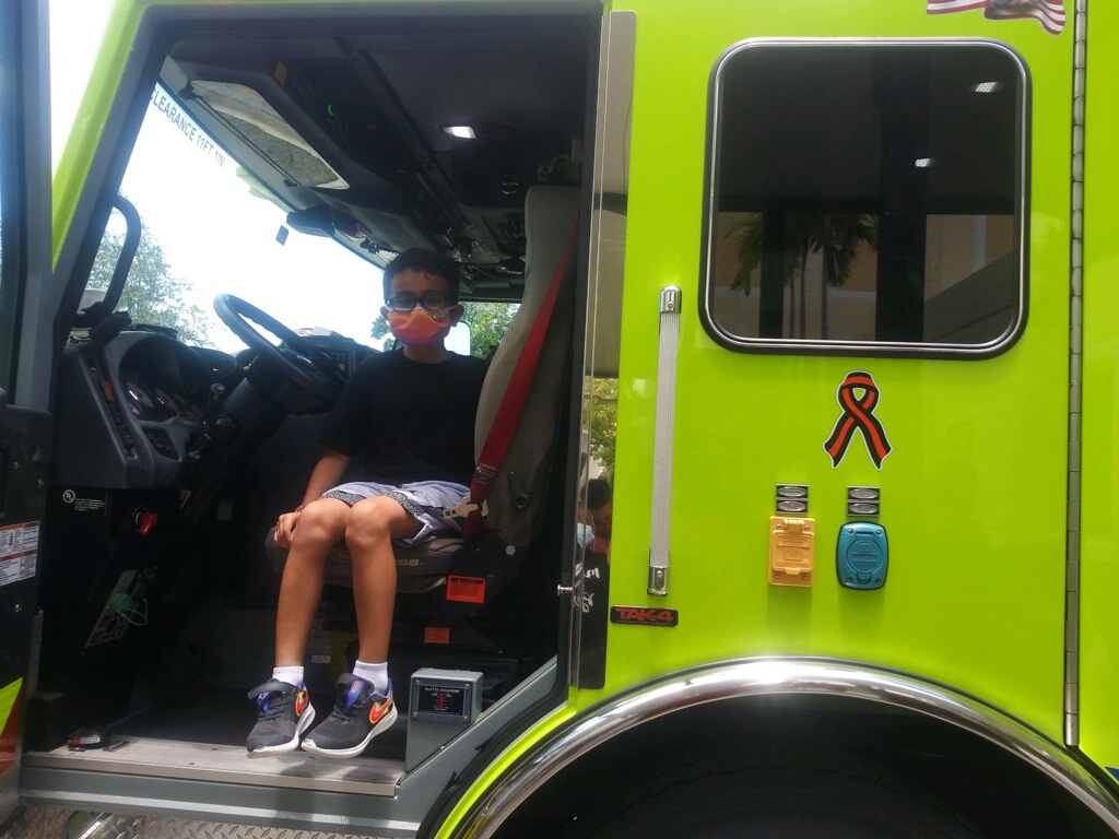 FireFighter Fun aka LAST DAY OF CAMP Image number 8