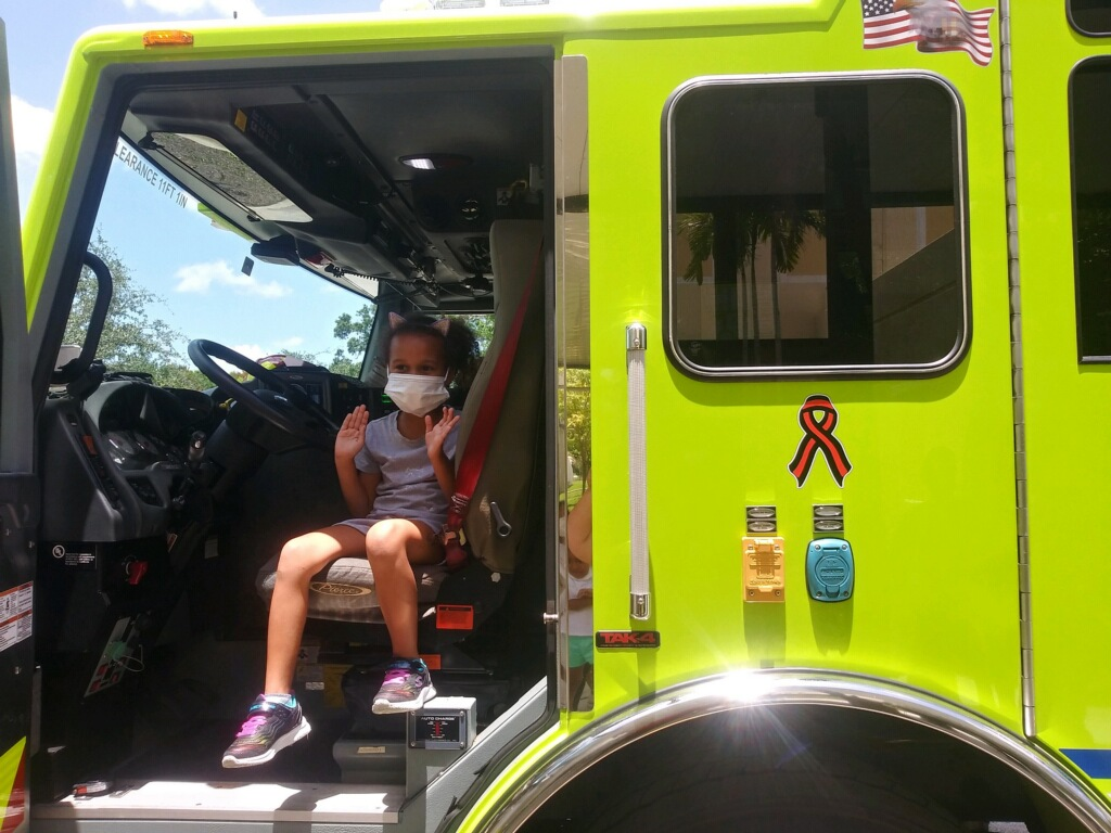 FireFighter Fun aka LAST DAY OF CAMP Image number 4