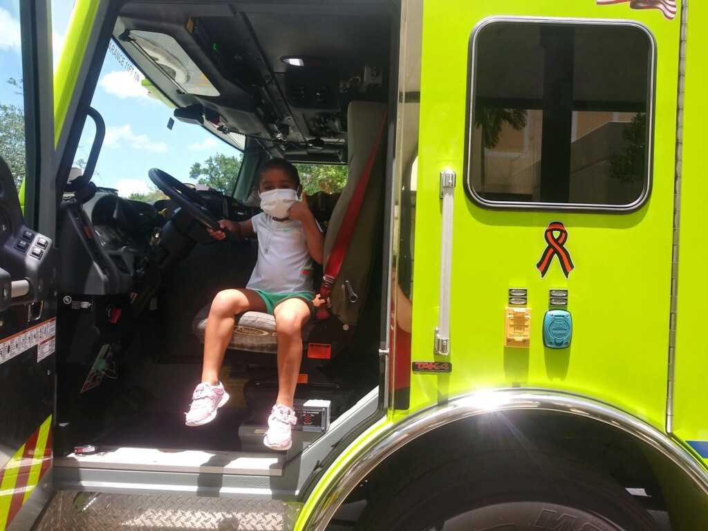 FireFighter Fun aka LAST DAY OF CAMP Image number 3
