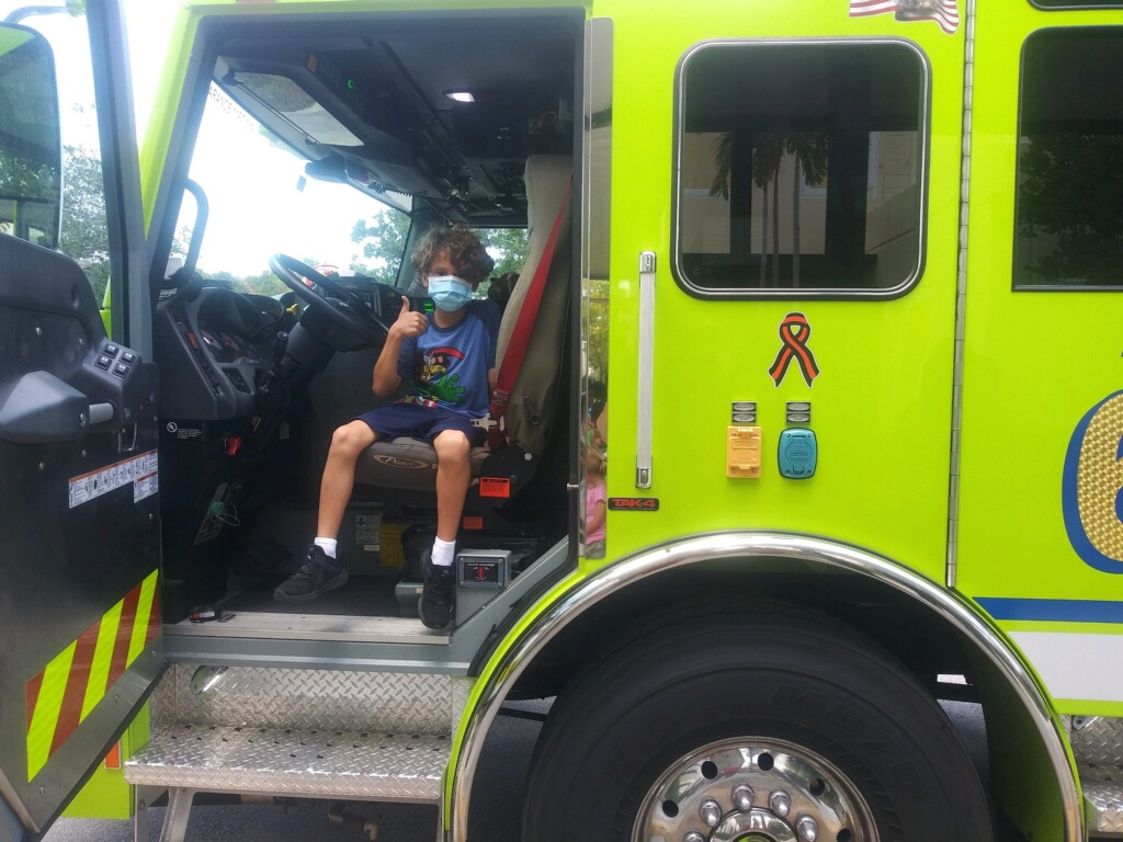 FireFighter Fun aka LAST DAY OF CAMP Image number 18