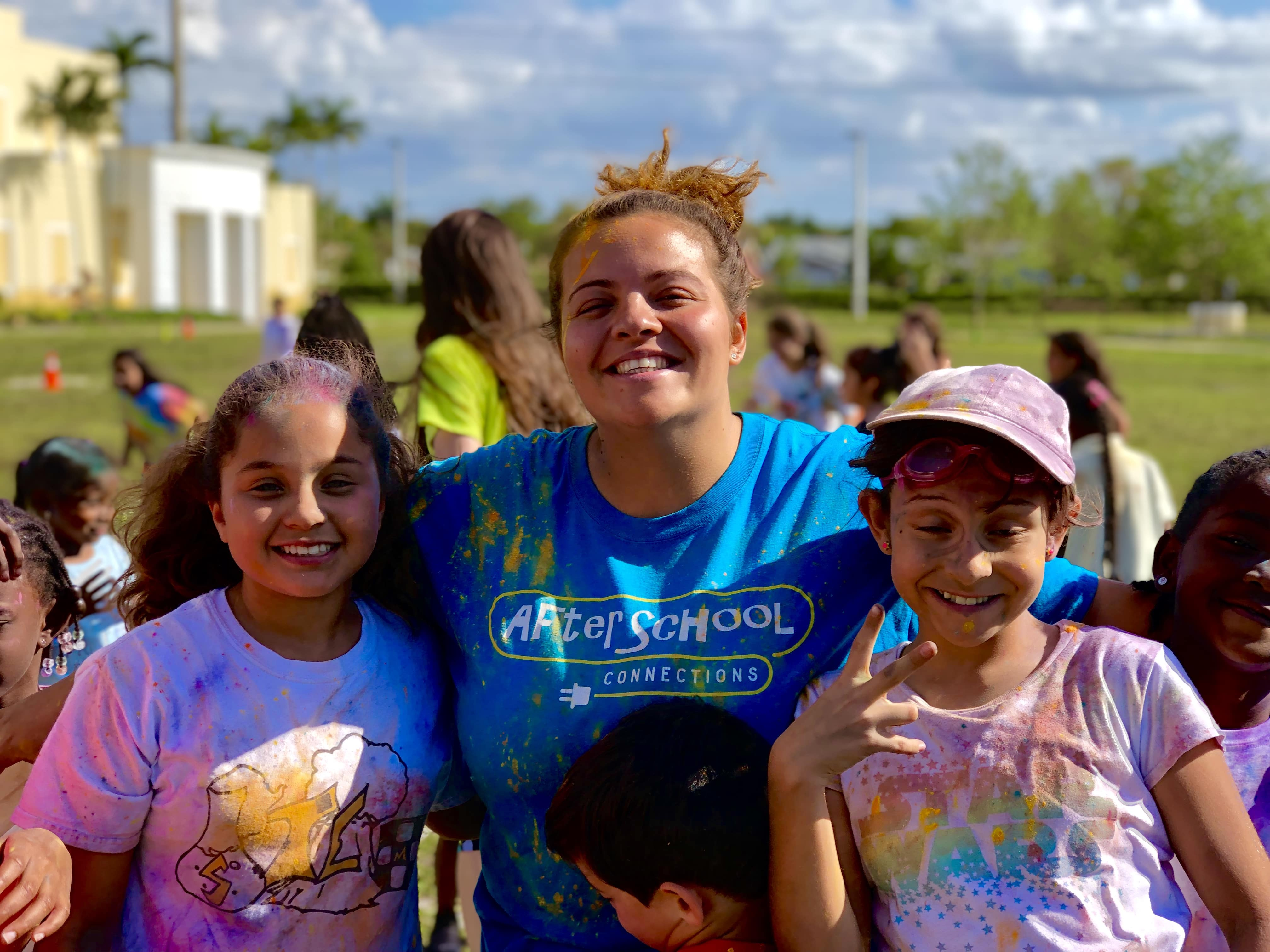 Spring Camp - Color Run Image number 4