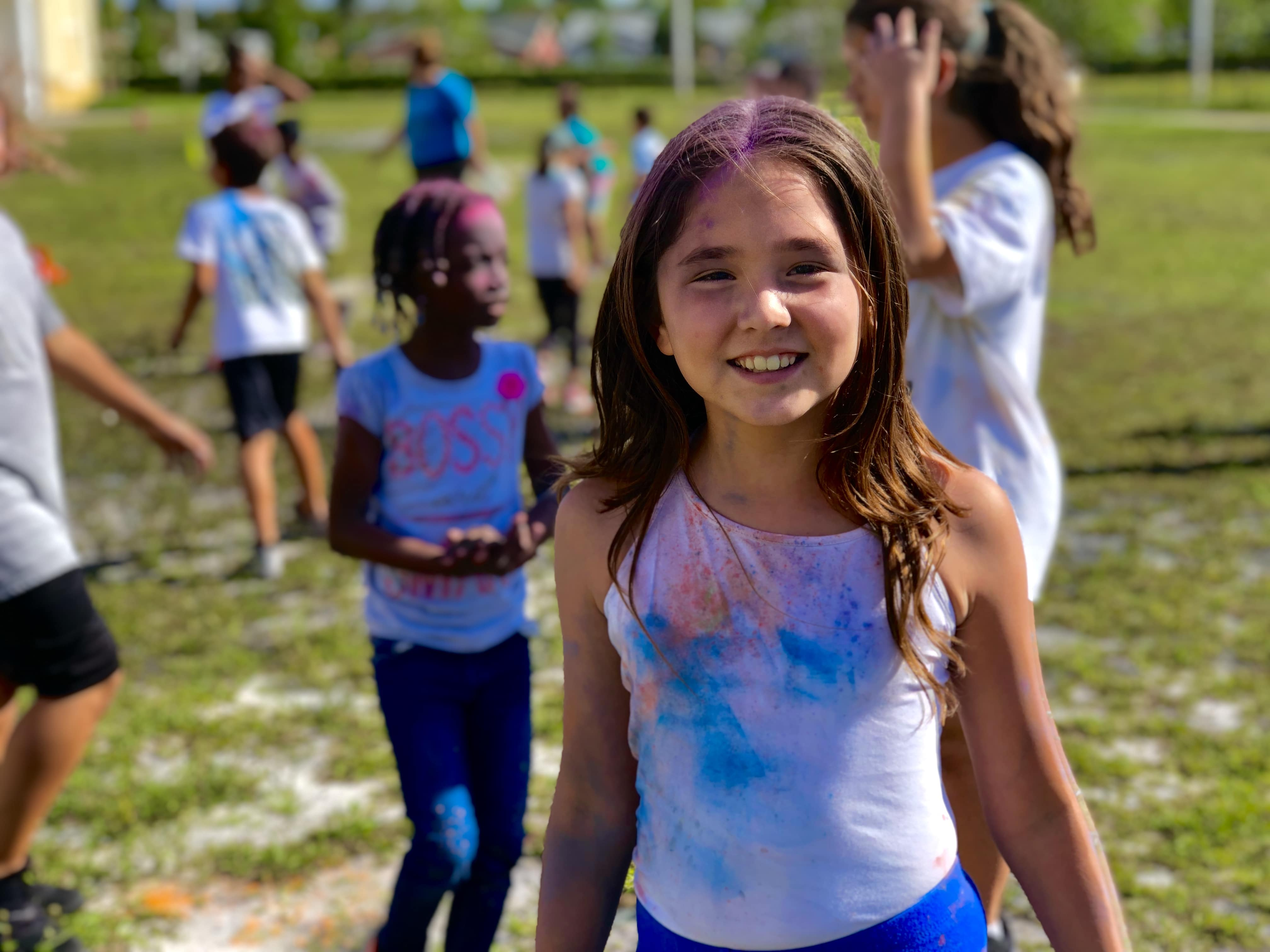 Spring Camp - Color Run Image number 8