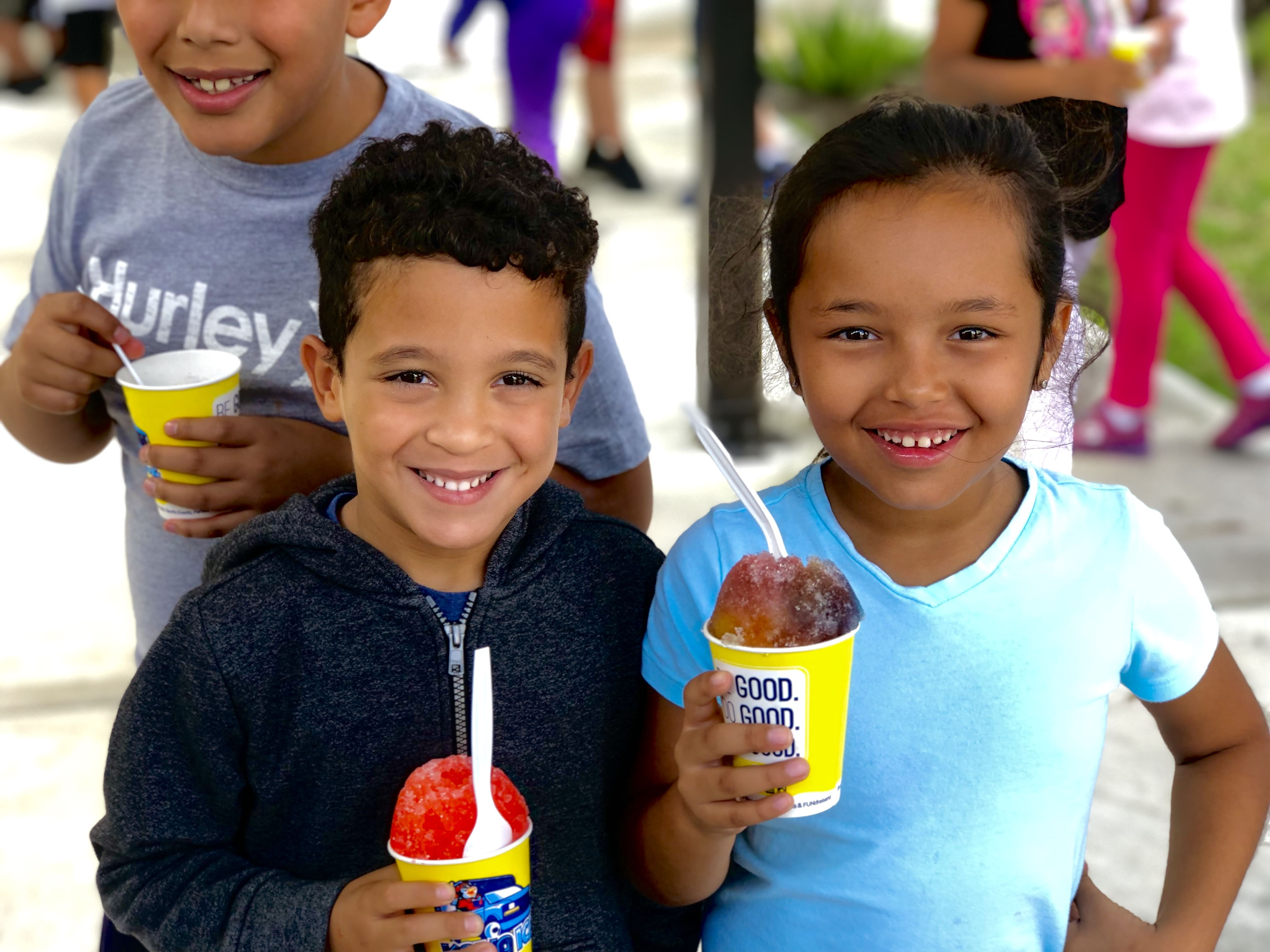 Spring Camp - Snow Cones! Image number 1