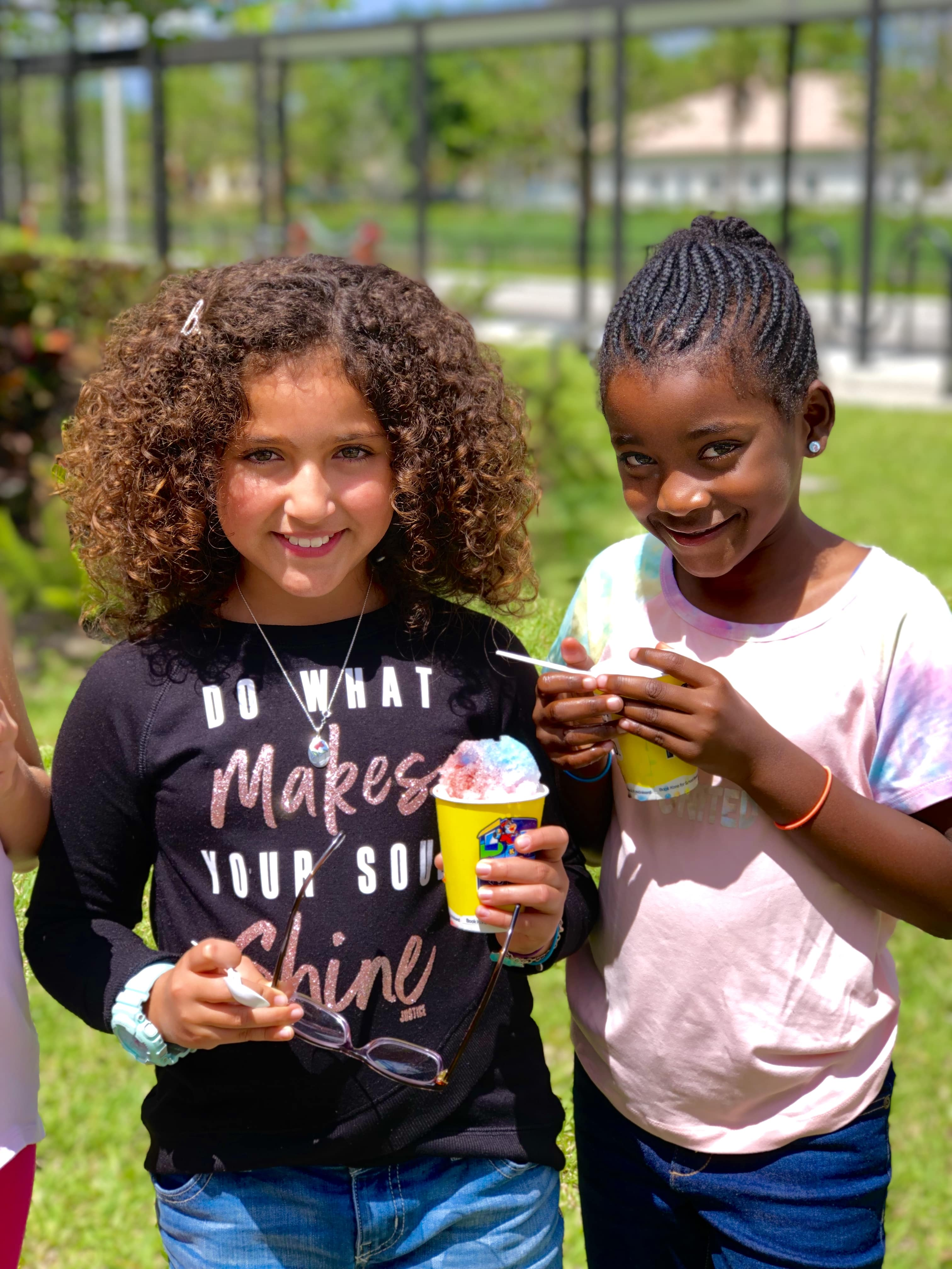 Spring Camp - Snow Cones! Image number 2