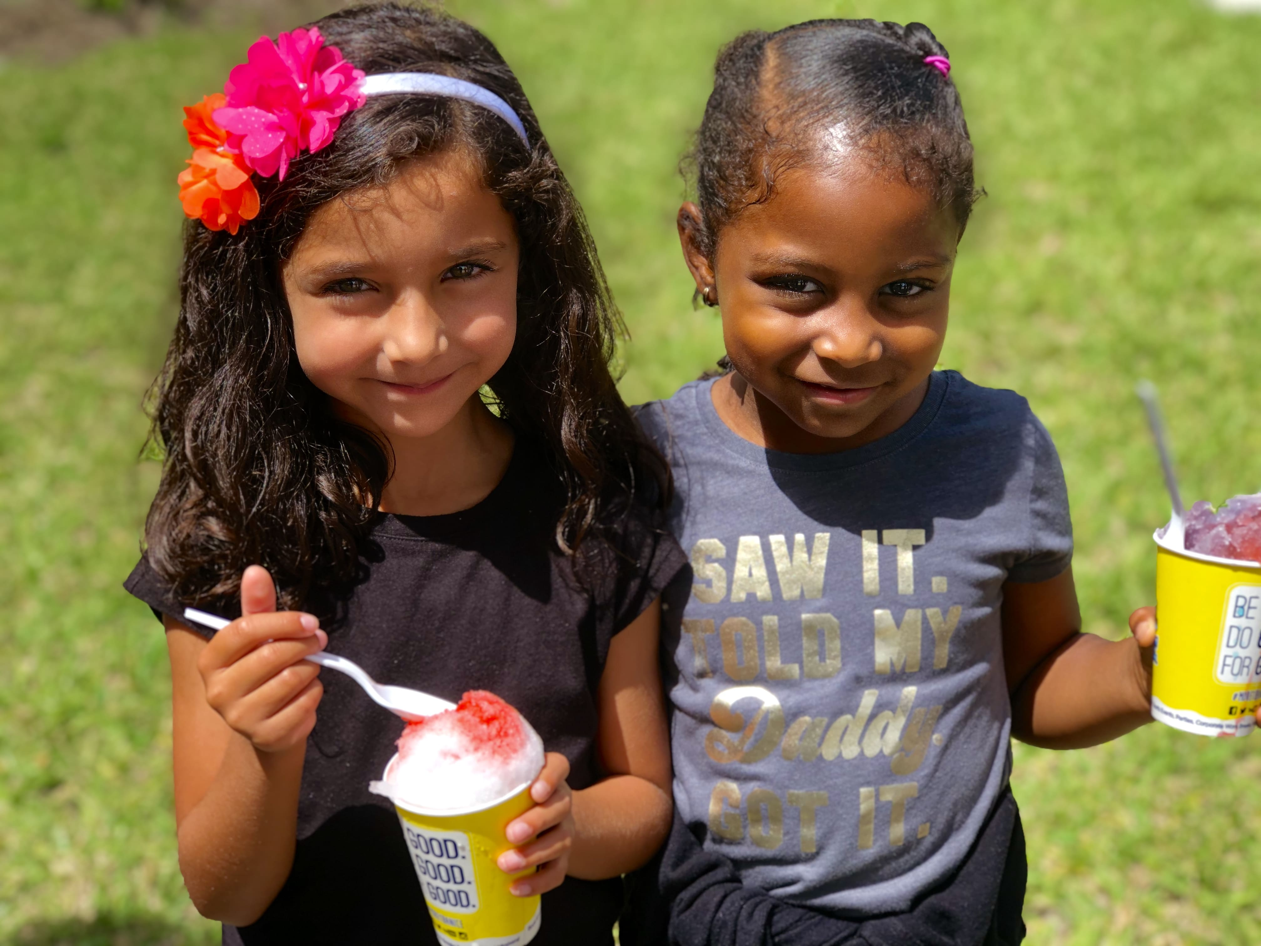 Spring Camp - Snow Cones! Image number 4