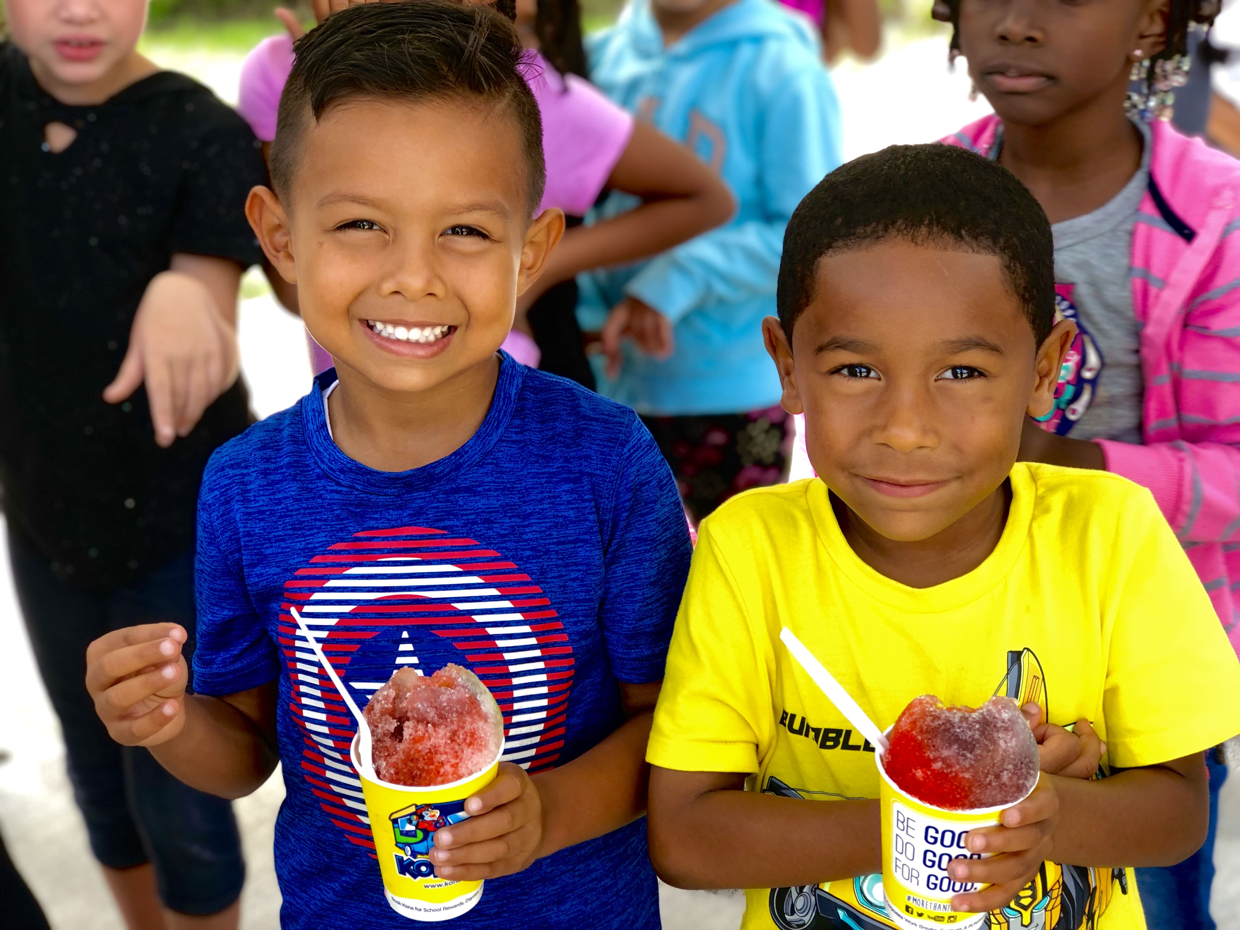 Spring Camp - Snow Cones! Image number 5