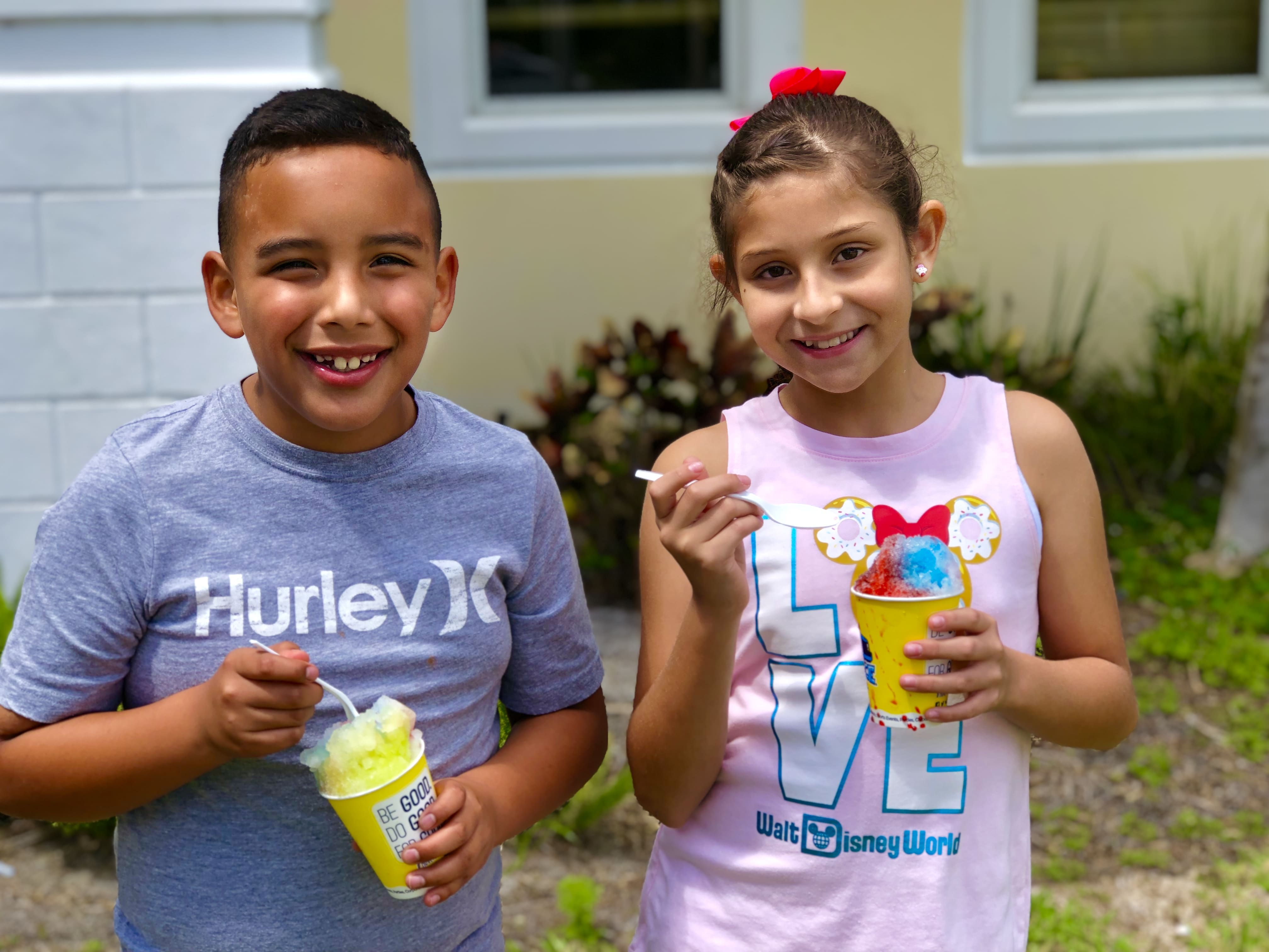 Spring Camp - Snow Cones! Image number 3