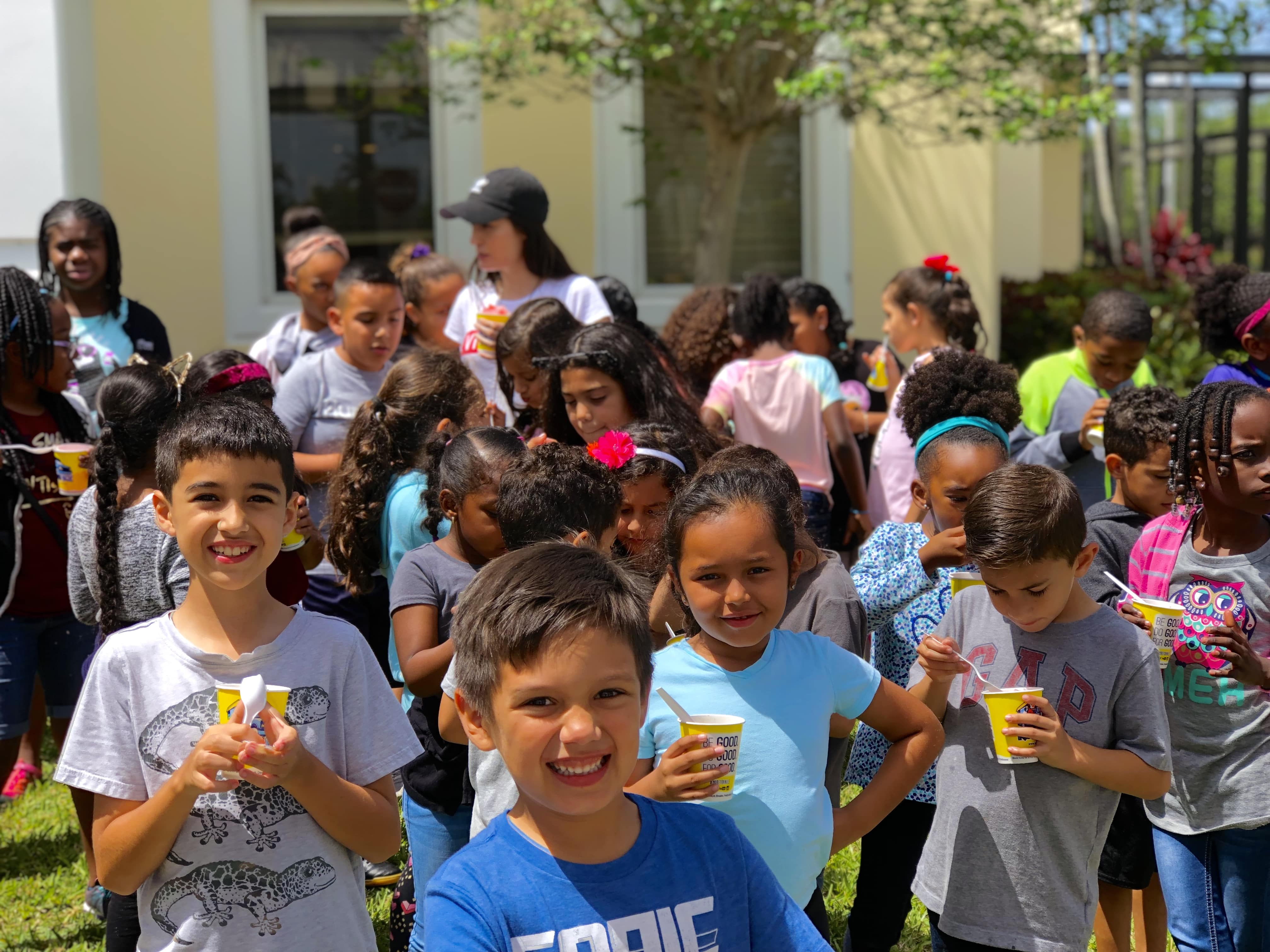 Spring Camp - Snow Cones! Image number 8