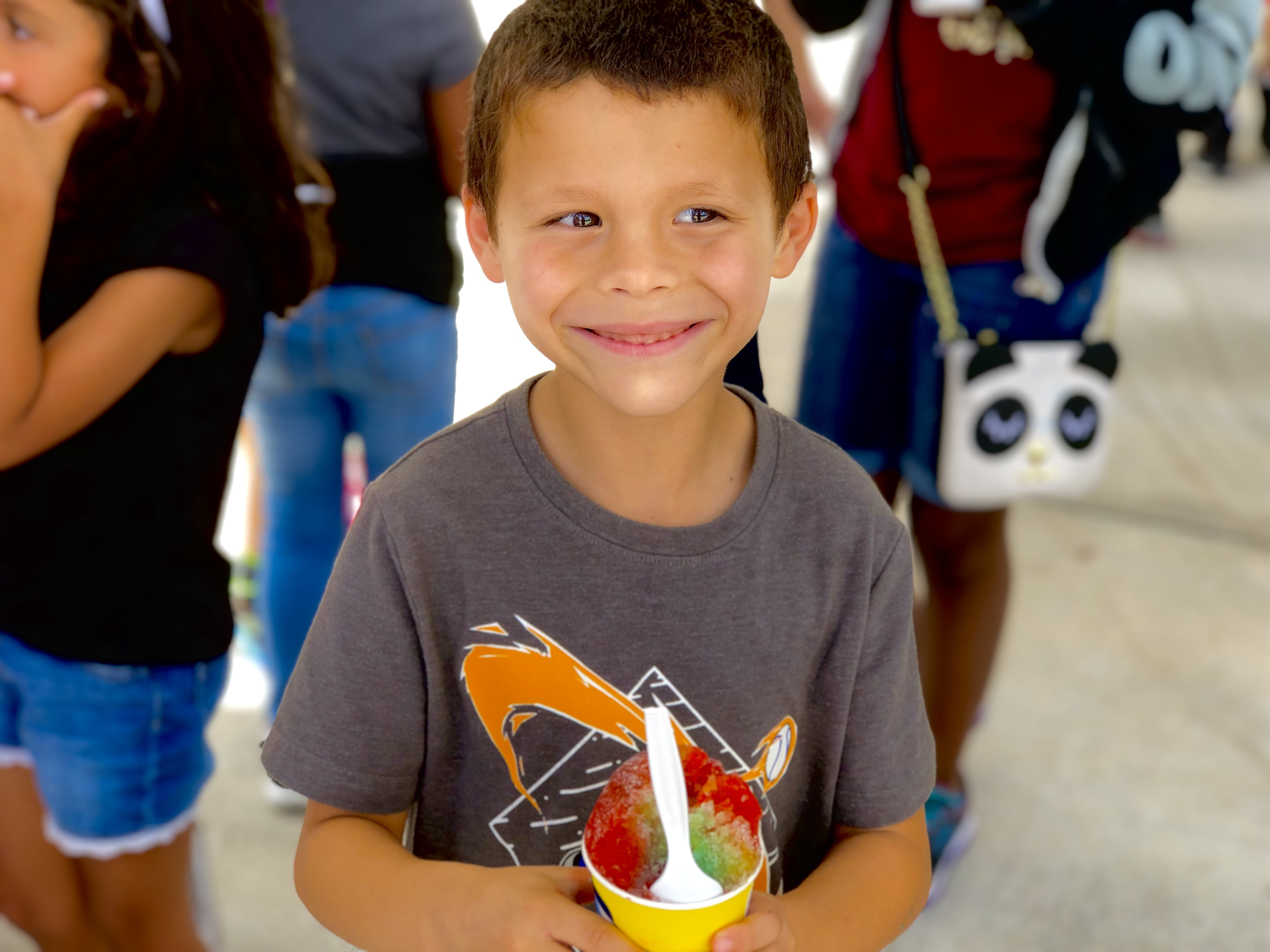 Spring Camp - Snow Cones! Image number 6