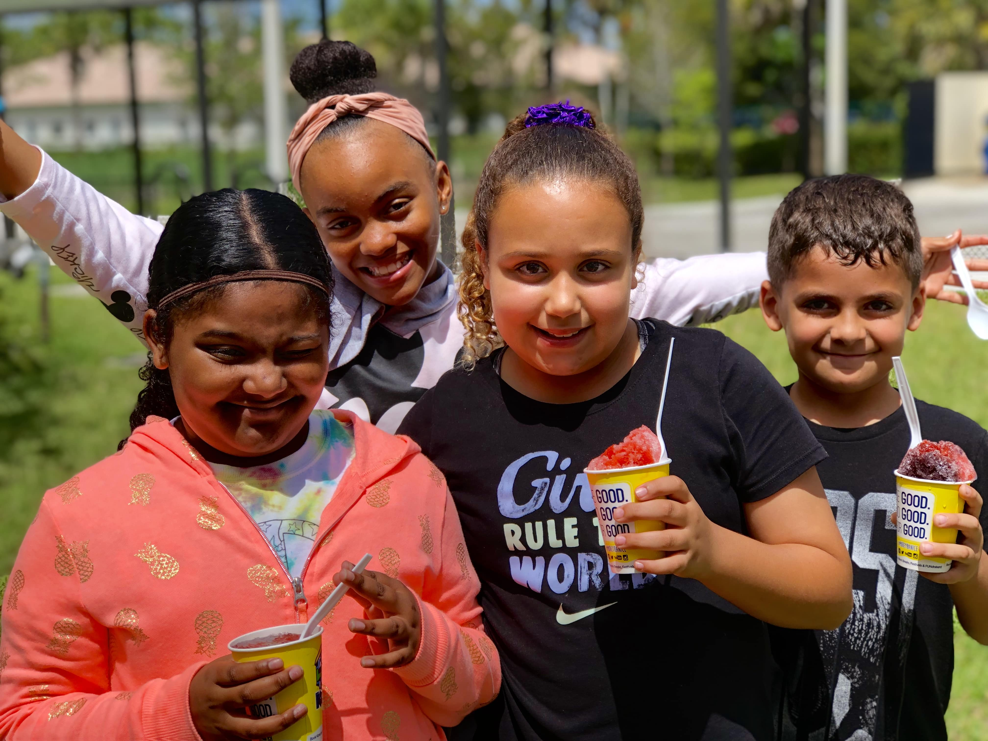 Spring Camp - Snow Cones! Image number 7
