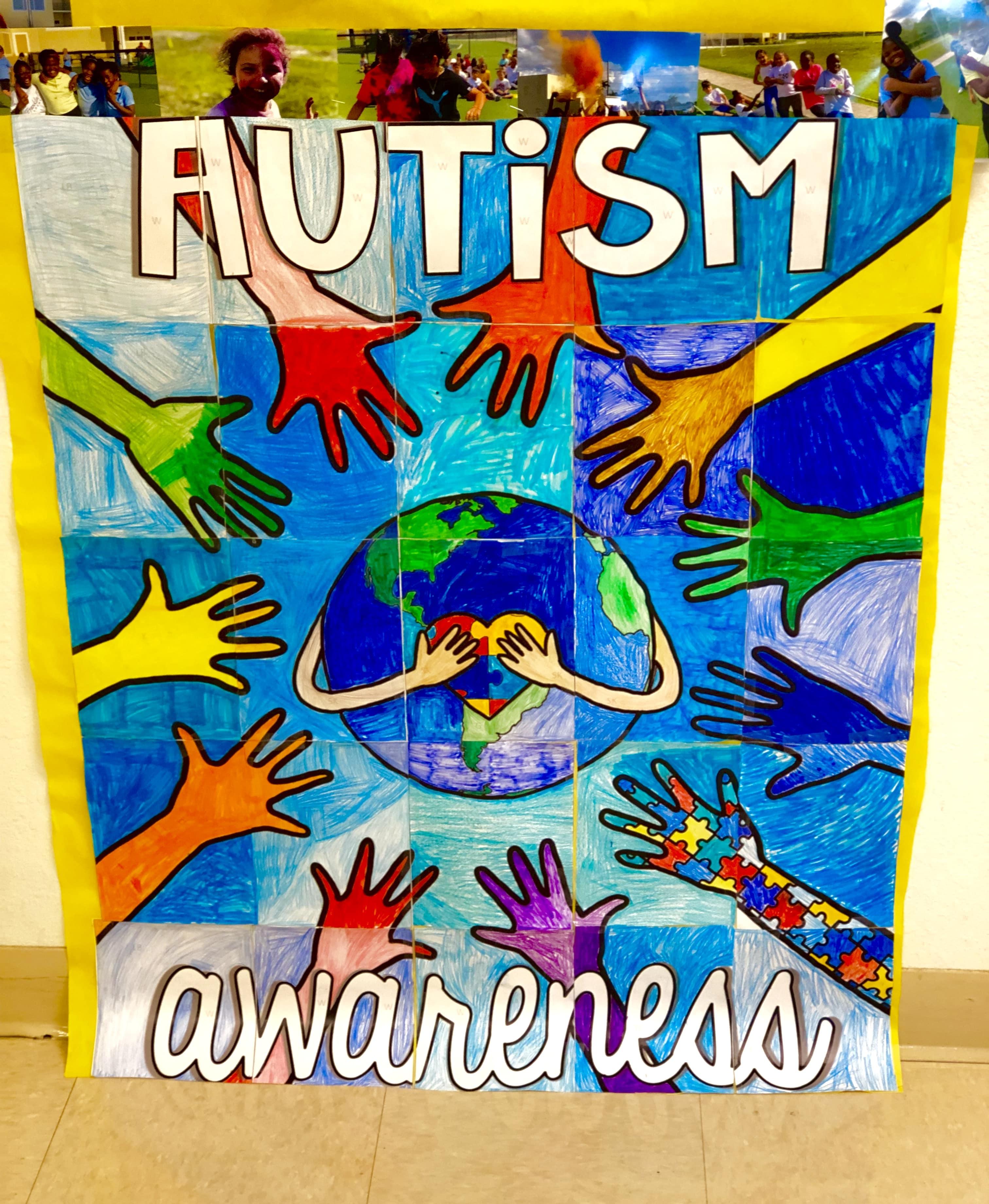 Autism Awareness Image number 6