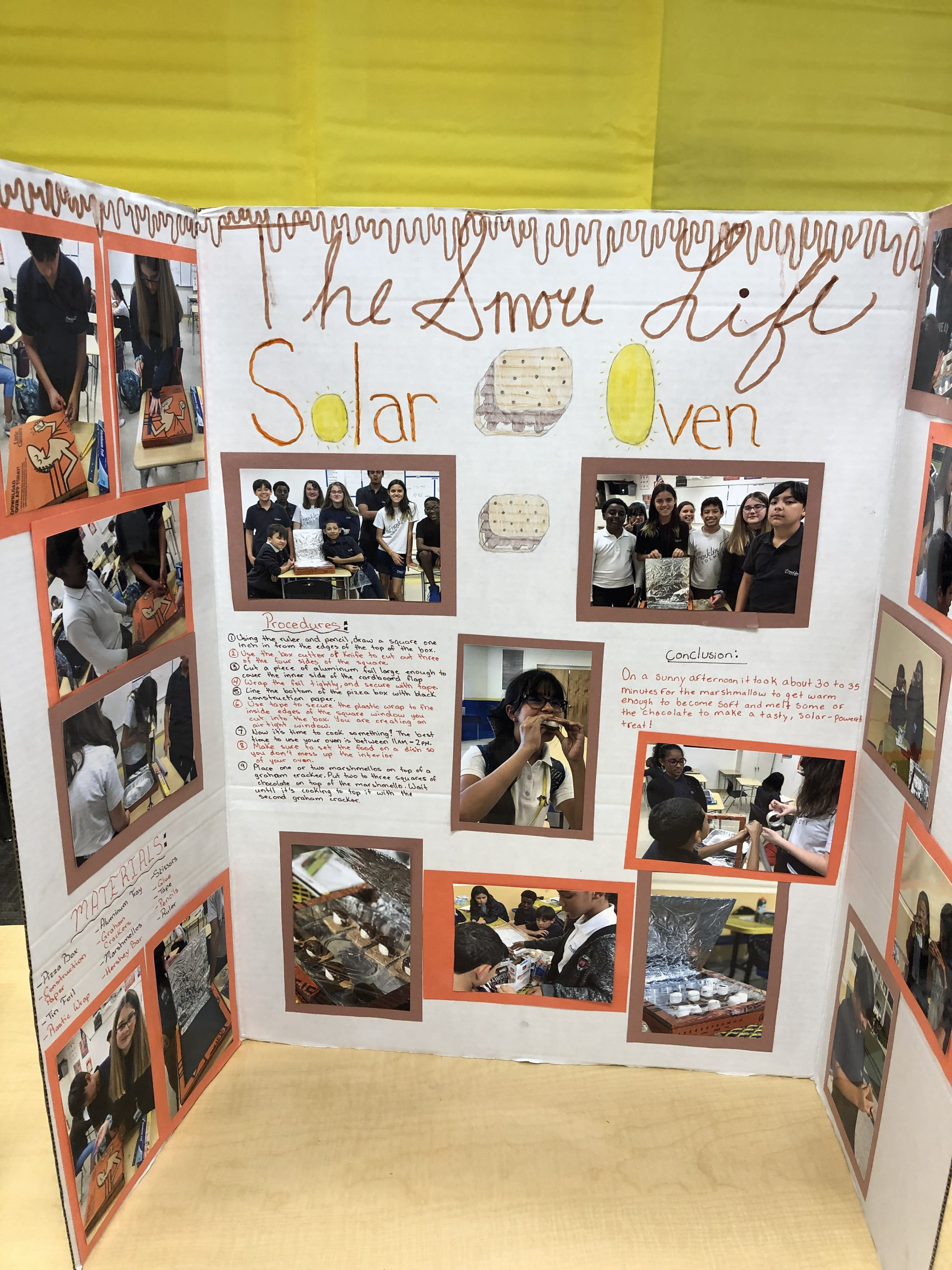 Sweet and Science Fair Image number 10