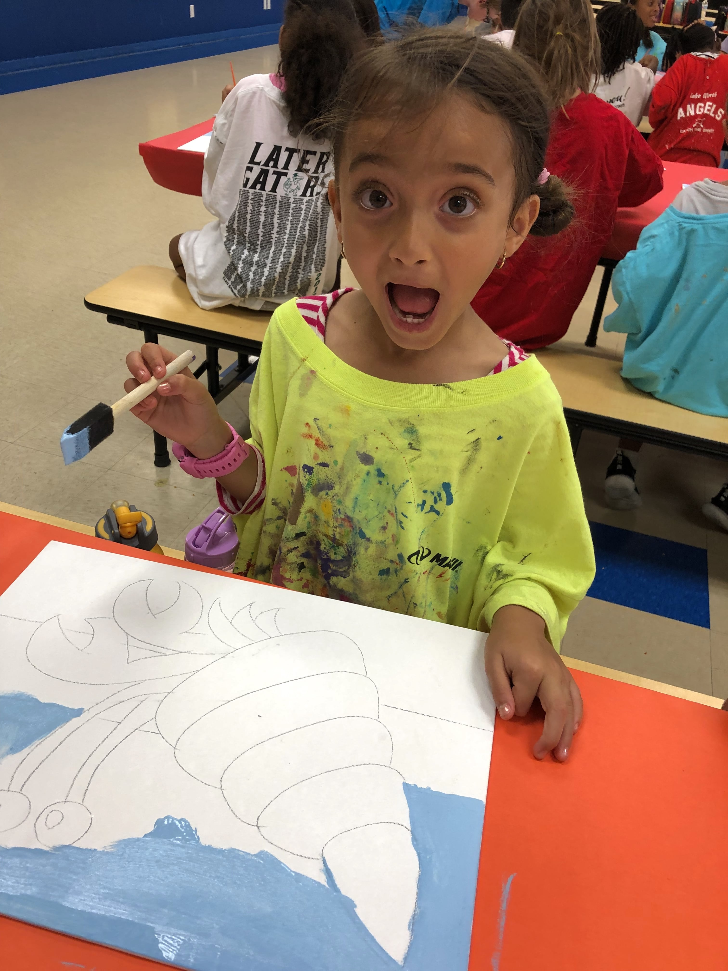 Summer Fun - Paint and Plaster! Image number 6