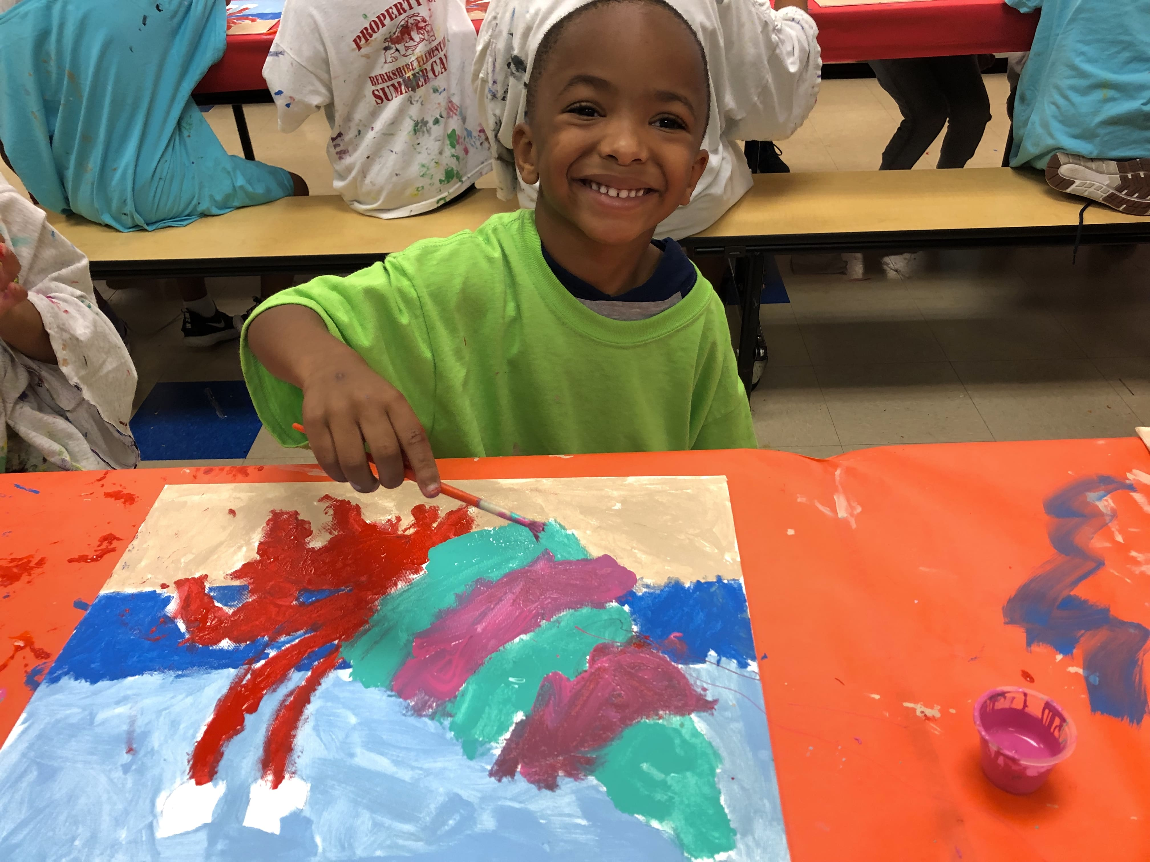 Summer Fun - Paint and Plaster! Image number 12