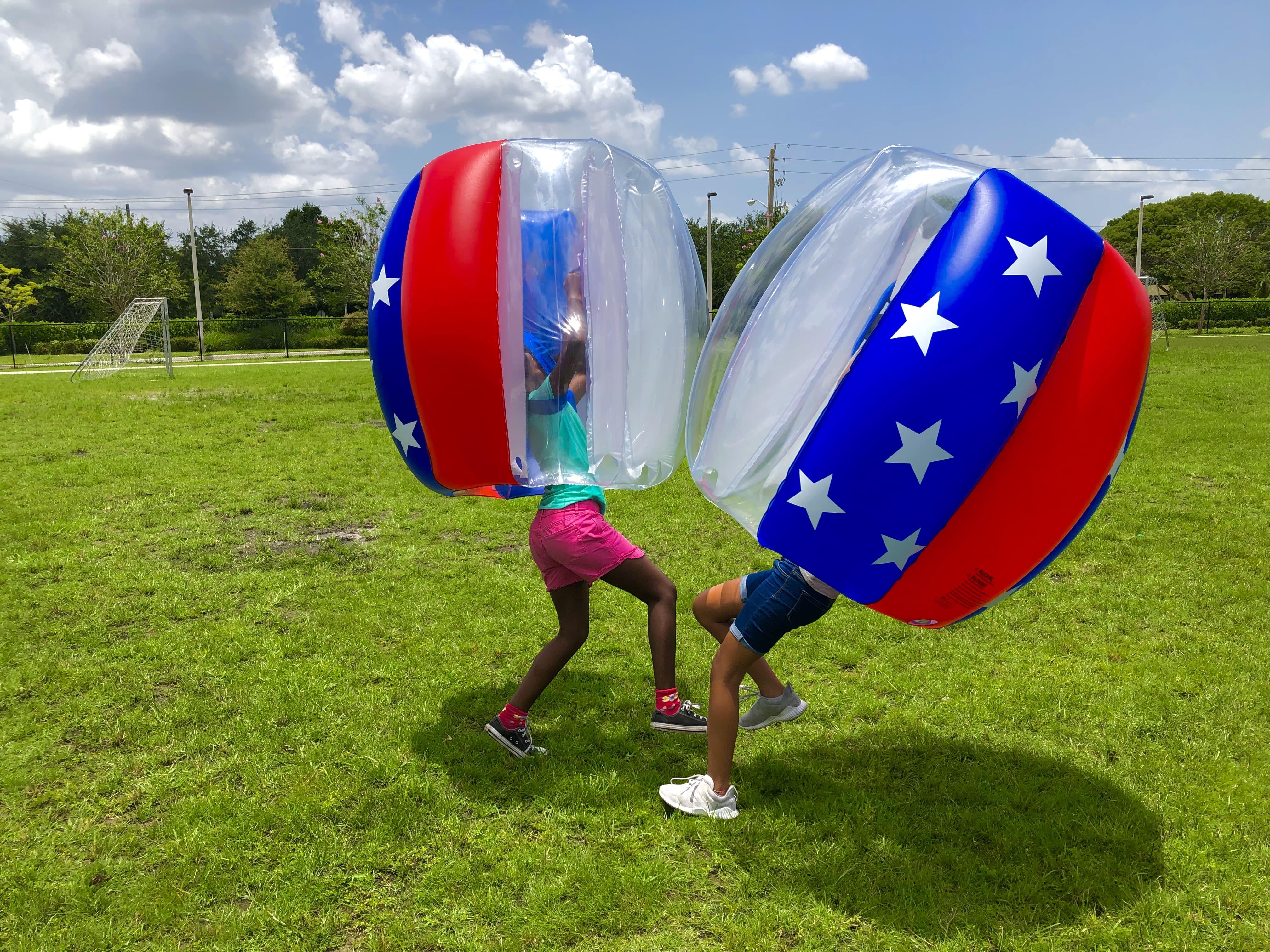 Week 3 - Summer Fun Bumping Tournament Cont. Image number 3