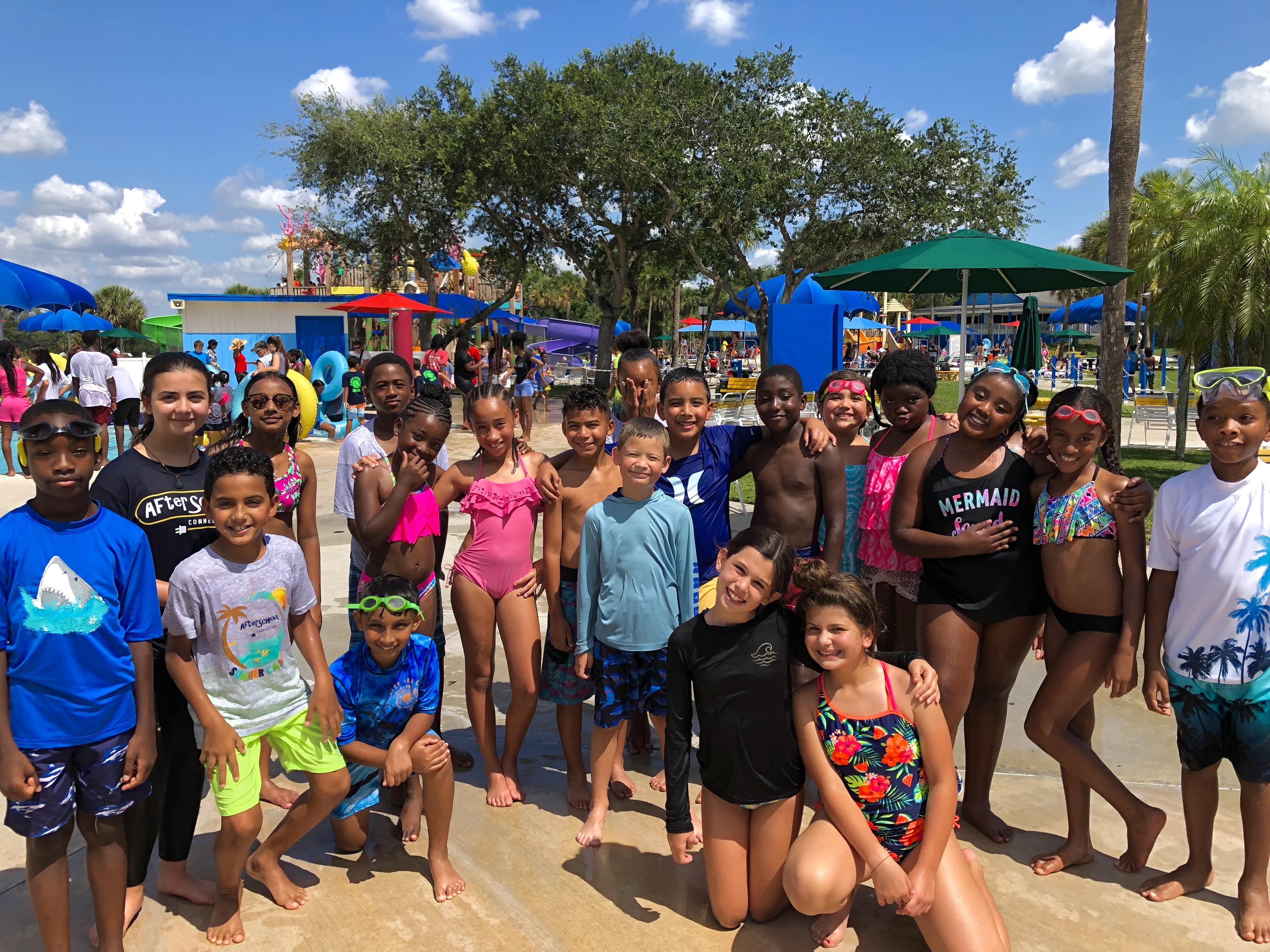 Week 3 - Paradise Cove Water Park! Image number 6